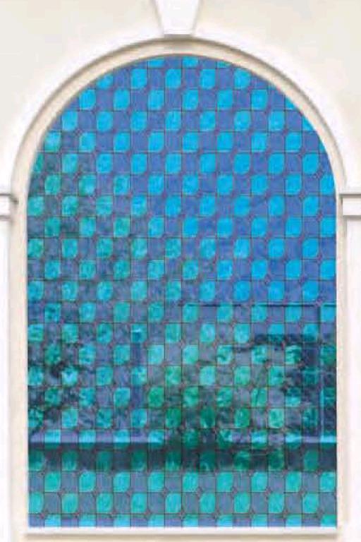 Sichtschutz Folie Fenster