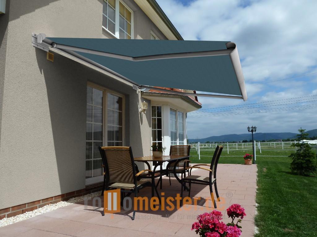Markisenstoff für Sonnenschutz auf der Terrasse