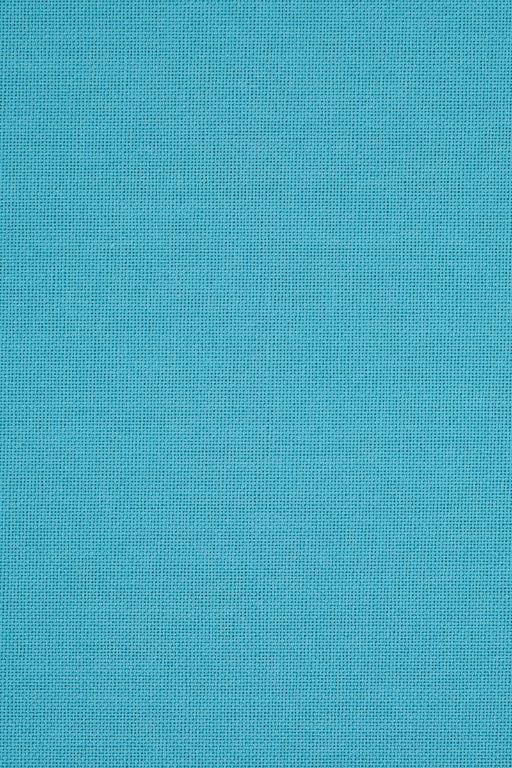 Aquafarbener Lamellenstoff