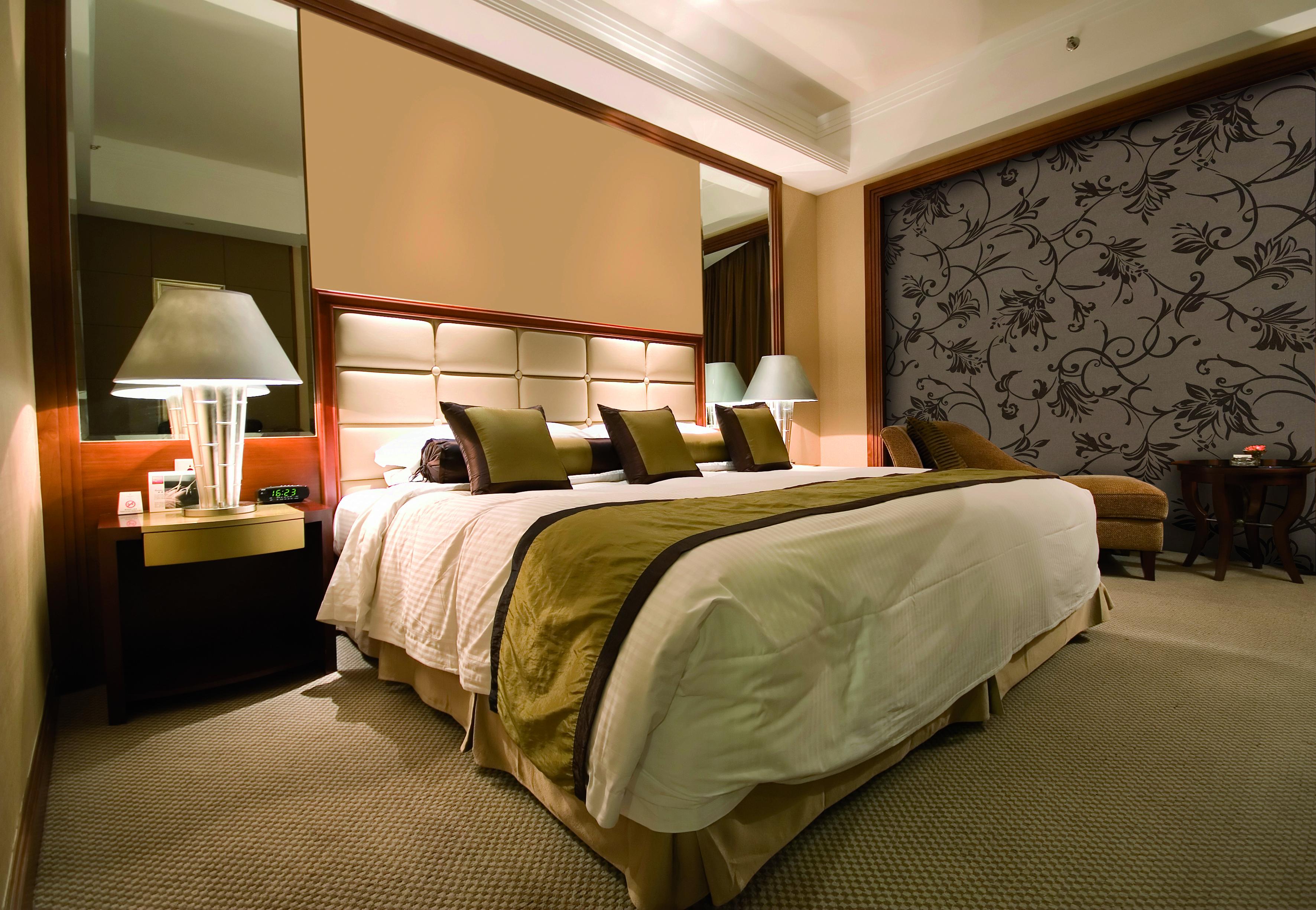 Rollo Hotelzimmer