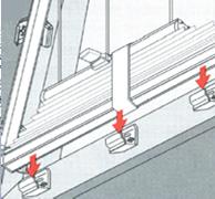 montage plissee vs 8. Black Bedroom Furniture Sets. Home Design Ideas