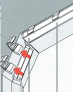 montage plissee vs 5. Black Bedroom Furniture Sets. Home Design Ideas