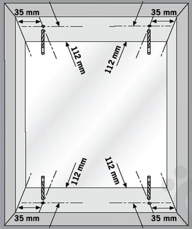 plissee anbringen simple plissee montage mit with plissee. Black Bedroom Furniture Sets. Home Design Ideas