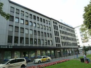 Kundenreferenz: Deutsche Bank Gebäude in Mannheim