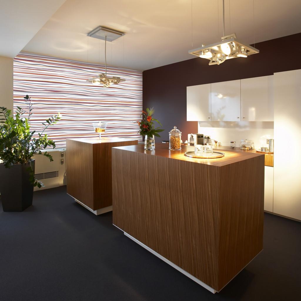 Küchenfenster Rollo