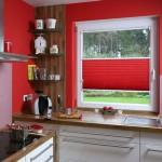Faltstores für senkrechte Fenster