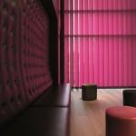 Lamellenvorhang wohnzimmer
