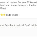 kunden feedback