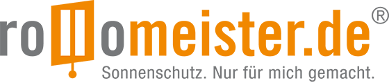 Rollomeister | Sonnenschutz, Made in Germany - Logo