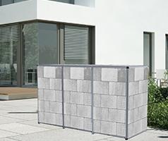 ToPaBox® – Die Tonnen-Park-Box