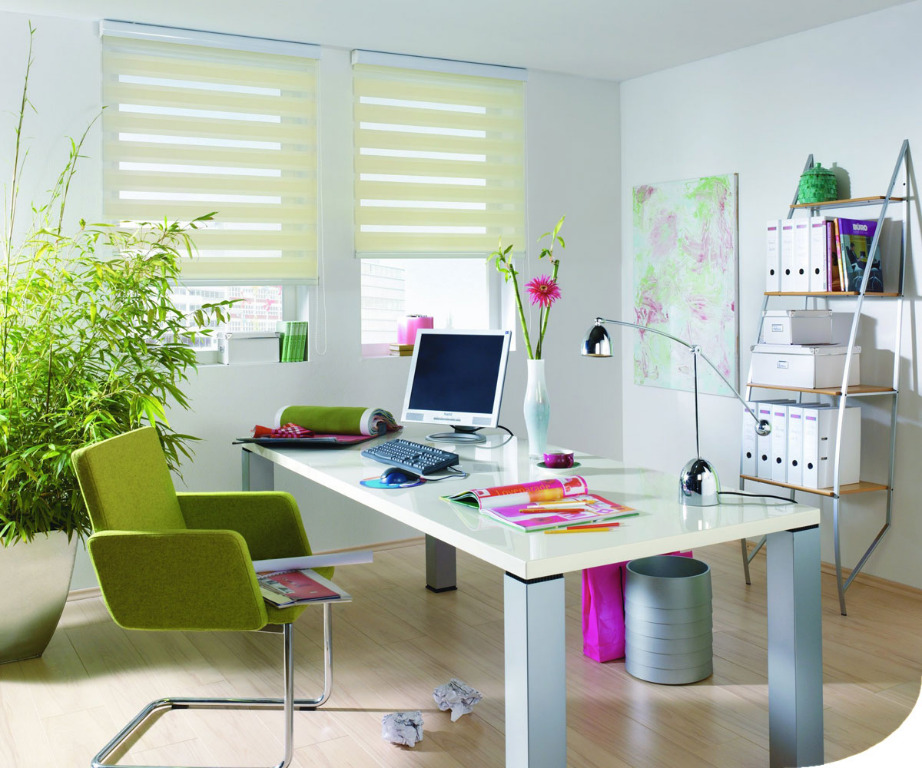 doppelrollos. Black Bedroom Furniture Sets. Home Design Ideas