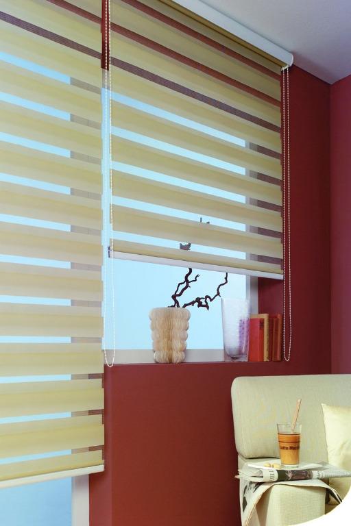 duorollo f r senkrechte fenster online. Black Bedroom Furniture Sets. Home Design Ideas