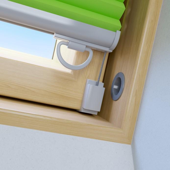 plissees online kaufen. Black Bedroom Furniture Sets. Home Design Ideas