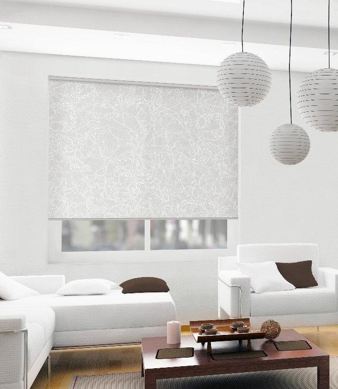klemmrollos einebinsenweisheit. Black Bedroom Furniture Sets. Home Design Ideas