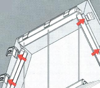 montage plissee vs 7 online kaufen. Black Bedroom Furniture Sets. Home Design Ideas