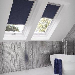 AKTION! Verdunkelungsrollo Roofy für Velux Dachfenster